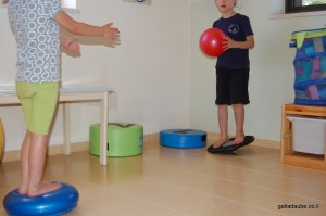 פיזיותרפיה לילדים בקליניקה