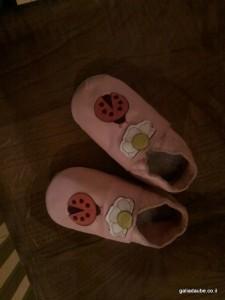נעלי עור טרום פשוטות ומקסימות