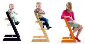 stokke: כיסא לחיים